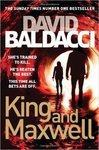 King and Maxwell Paperback @Rs.249/-  (MRP.599)