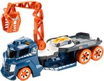 Hot Wheels Spinning Sound Crane Vehicle, Multi Color@899 mrp 1999