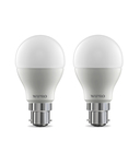 Buy Wipro 10W (Pack of 2) LED BULB - Cool Day Light) For Rs.289 + Rs.55 shipping