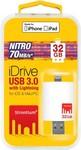Strontium Nitro iDrive 3.0 OTG Pendrive for iOS 32 GB Utility Pendrive @ Rs 1999