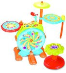 Toyhouse Jazz Drum, Multi Color Rs.1199 ( 73% discount ) at Amazon || Check PC