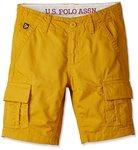 65% Off on U.S Polo Boys' Shorts