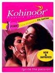 Kohinoor Condom Pink 10s Rs 53 [ 34 % off ] @amazon