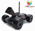 Toys Bhoomi 4CH Wifi RC Video Detective Spy Car w/Camera(Black@3999 [Mrp:8999] {Huge price drop}