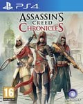 The Assassin's Creed Chronicles Trilogy Pack (PS4)  @Rs.999/-  (MRP.1999)