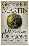 73% off A Dance with Dragons: Dreams and Dust at Rs.130 for FF or 170 for others || Mrp 499