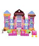 Happy Kids Warm Home Building Blocks@755
