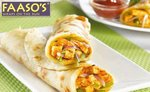 (New Coupon)Faasos Buy one get one free on everything