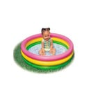 Intex Inflatable 2 Feet Baby Swimming Pool for Rs.131 ( + 30 shipping extra) in Snapdeal