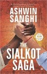 The Sialkot Saga book @ Rs.105 (70% off) Mrp.350 Amazon