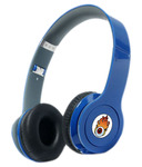 Acid Eye S450 Bluetooth 2.1 + EDR Over-The-Head Headphones with Mic - Blue for Rs. 809 @ Snapdeal