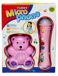 Planet of Toys Funny Microphone (Pink) @ 399 MRP 1899
