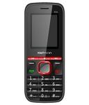 Karbonn Mobile K2S Black-Red Rs 699 [36% Off] @Snapdeal