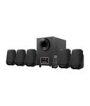 Lowest price Intex 5.1 IT-5100 SUF OS Multimedia Speaker (Black) at INR 1999