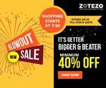 Zotezo : Blowout Sale : Shopping starts @ Rs.69 : Minimum 40% off