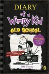 Diary of a Wimpy Kid: Old School Hardcover