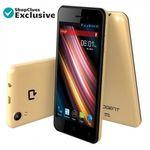 Reach Cogent (1GB, 8GB, Quadcore, Android Lollipop, Free Flip Cover )