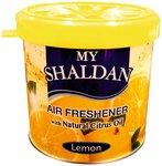 My Shaldan Lemon Car Air Freshener (80 g)