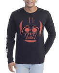 Star Wars The Darkside Awaits Mens T-Shirt