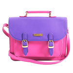 Rose Satchel Bag