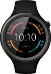 Moto 360 Sport (2nd gen series)  + Extra 10% cash back for citibank card holders
