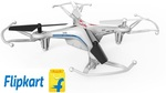Toyhouse Explorers Drone X5SW with HD CAMERA & WIFI upgraded 2.4G GYRO 4 CH Quadcopter