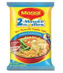 MAGGI 2-Minute NONG Masala Noodles Pack of 6 (Buy 5 Get 1 Free)