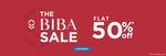 Flat 50% off on Biba Womens Clothing