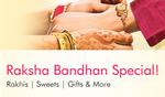 Raksha Bandhan Special : Flat 43% off on Rakhis