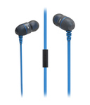 boAt BassHeads 200 In Ear Wired With Mic Earphones Blue