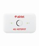 Airtel 4G Hotspot White