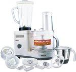 Inalsa Maxie Classic 600 -Watt Food Processor