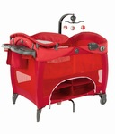 Graco Pack 'n Play Contour Prestige - Tomato Red