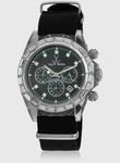 Toy WatchW Tw9002bk Black/Black Chronograph Watch
