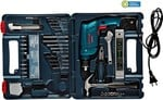 Bosch GSB 500 RE Home Tool Kit Power & Hand Tool Kit (92 Tools)