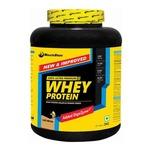 MuscleBlaze Whey Protein, 4.4 lb Cafe Mocha Flavor 2kg
