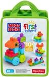 Mega Bloks First Builders CNH10(Multicolor)