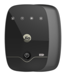 JioFI for 1999/- (Banner at official Jio site )
