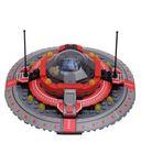 Happy Kids Star Exploration Spaceship Building Blocks - 165 Pieces