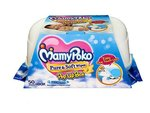 Mamy Poko Pure and Soft No Fragrance Wipes Box (Dark Blue, 50 sheets) Mamy Poko by Mamy Poko
