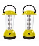 Eveready HL68 (set of 2) Rechargeable Emergency Light Yellow