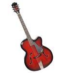 Hobner Red Devil Acoustic Guitars