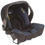Graco Evo Group 0+ Snugsafe car Seat (Navy)