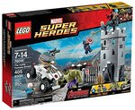 Marvel Super Heroes Avengers The Hydra Fortress Smash Set #76041