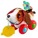 Fisher Price Soft Lil Snoopy, Multi Color