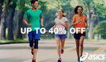 Get Upto 40% off on Asics Footwears