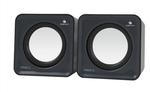 Zebronics Prime 2 (USB Powered) 2.0 mini Desktop Speakers - Black