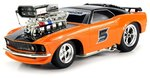 Saffire Super 5 Ford Mustang Boss 429 Remote Control RC Muscle Car