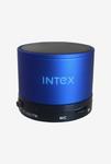 Intex IT-11s Portable Bluetooth Speaker (Blue)