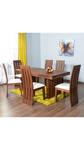 Home By Nilkamal Delmonte 6 Seater Dining Kit